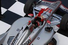 IndyCar: Maj 27 Indianapolis 500 Arkivfoto
