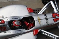 IndyCar: Maj 27 Indianapolis 500 Arkivbilder