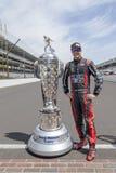 IndyCar: Maj 19 Indianapolis 500 Arkivbilder