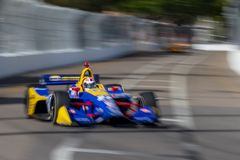 IndyCar: March 09 Firestone Grand Prix of St. Petersburg royalty free stock images