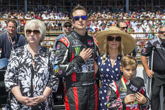 IndyCar:  May 25 Double Duty Royalty Free Stock Images