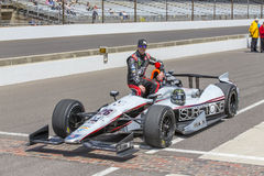 IndyCar: 17 mei Indianapolis 500 Royalty-vrije Stock Foto's