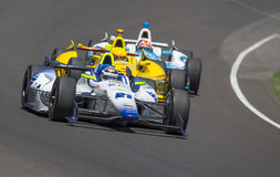 IndyCar: 25 mei Indianapolis 500 Stock Foto's