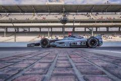 IndyCar: 500 miglia di indianapolis del 17 maggio Fotografie Stock