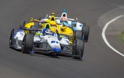 IndyCar: 500 miglia di indianapolis del 25 maggio Fotografie Stock