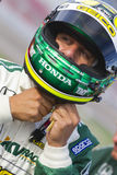 IndyCar:  Oct 14 IZOD IndyCar World Championship Royalty Free Stock Images