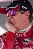 IndyCar: 14 Oct IZOD IndyCar Wereldkampioenschap Royalty-vrije Stock Afbeelding