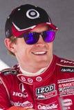 IndyCar: 14 Oct IZOD IndyCar Wereldkampioenschap Royalty-vrije Stock Afbeeldingen