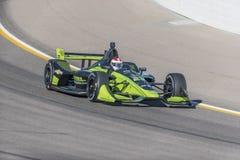 IndyCar: Opinión de Prix del 9 de febrero Fotografía de archivo