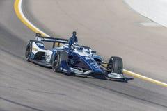 IndyCar: Opinión de Prix del 9 de febrero Fotos de archivo libres de regalías