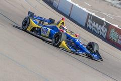 IndyCar: Opinión de Prix del 9 de febrero Foto de archivo