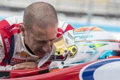 IndyCar: Opinión de Prix del 10 de febrero Fotografía de archivo