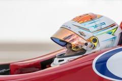 IndyCar: Opinión de Prix del 10 de febrero Fotos de archivo