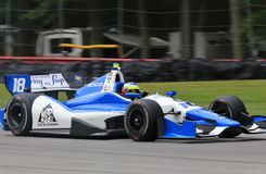 Indycar po racing Royalty Free Stock Images