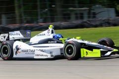 Indycar race Stock Photography