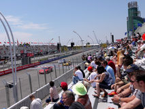 IndyCar race, Toronto 2011 Stock Images