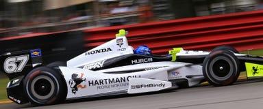 IndyCar-Reihe Stockfotos