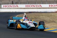 IndyCar: 14 september Indycar-Grand Prix van Sonoma stock foto