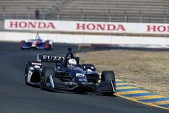 IndyCar: 14 september Indycar-Grand Prix van Sonoma stock fotografie