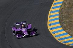 IndyCar: 14 september Indycar-Grand Prix van Sonoma royalty-vrije stock fotografie