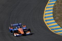 IndyCar: 14 september Indycar-Grand Prix van Sonoma stock afbeeldingen