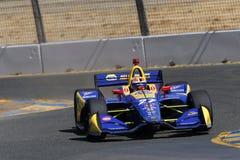 IndyCar: 14 september Indycar-Grand Prix van Sonoma stock foto's