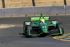 IndyCar: 14 september Indycar-Grand Prix van Sonoma royalty-vrije stock foto's