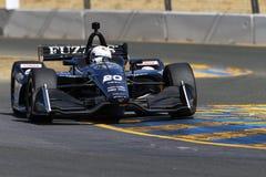 IndyCar: 14 september Indycar-Grand Prix van Sonoma royalty-vrije stock foto