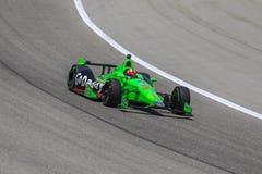 IndyCar 2013:  SerieFirestone 550 för IZOD IndyCar Juni 07 Royaltyfri Fotografi