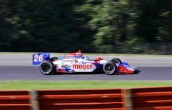 Indycar series race Stock Photo