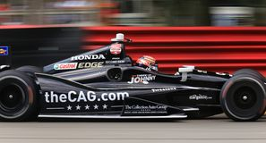 Indycar Series race Royalty Free Stock Photography