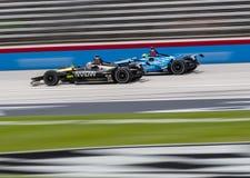 IndyCar: Tecnologia 600 do 7 de junho DXC fotografia de stock
