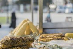 Indycza żółta kukurudza Fotografia Royalty Free