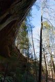 Indyczy kurnik Rockhouse Fotografia Stock