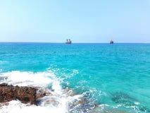 Indyczy morze Zdjęcia Stock
