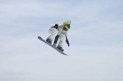indygrab snowboard Zdjęcia Stock
