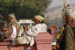 indyjscy mężczyzna Zdjęcie Royalty Free