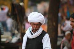 indyjscy mężczyzna Obrazy Royalty Free