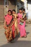 indyjscy womans Zdjęcia Royalty Free