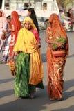 indyjscy womans Obrazy Stock