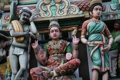 indyjska świątyni Zdjęcia Royalty Free