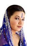 indyjska kobieta Fotografia Royalty Free