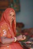indyjska kobieta Fotografia Stock