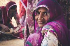 indyjska kobieta Obraz Royalty Free