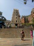 indyjska południowej do świątyni Obrazy Stock