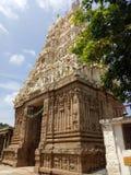 indyjska południowej do świątyni Obrazy Royalty Free
