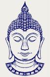 indyjska posąg Zdjęcia Stock