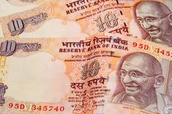 indyjska rupia Obrazy Royalty Free