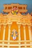 indyjska serii statuy świątynia Obraz Royalty Free