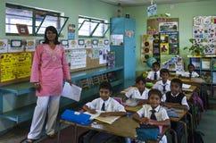 indyjska szkoła podstawowa Obrazy Stock